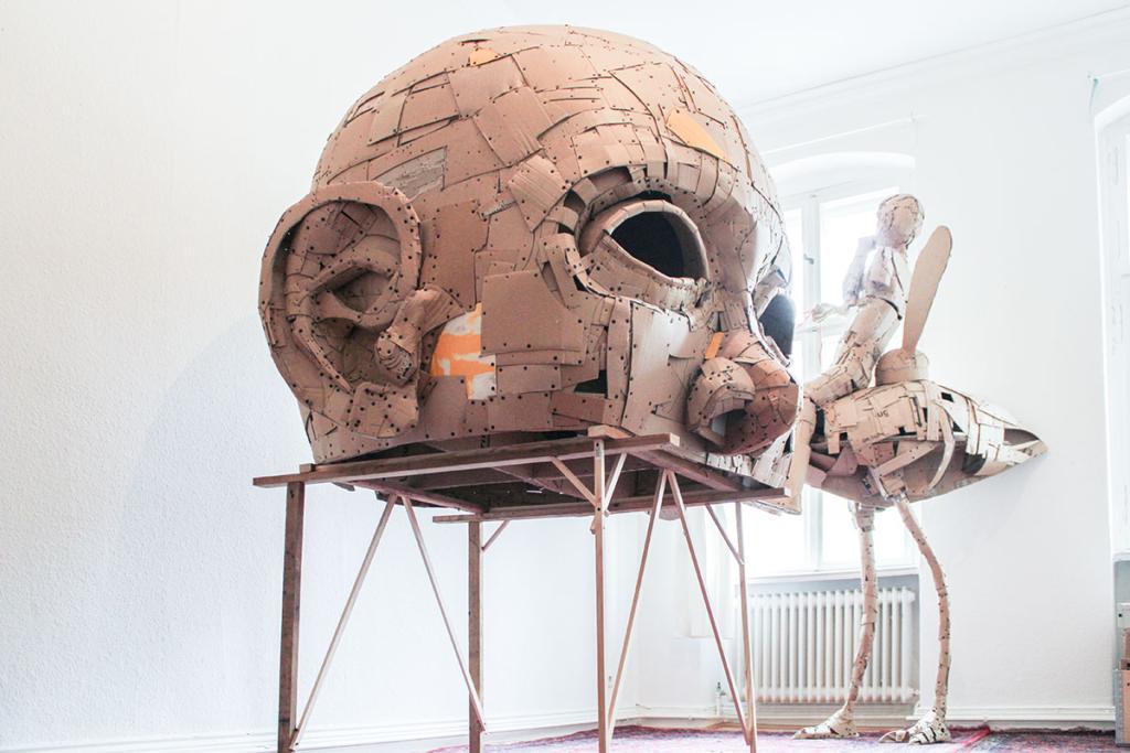 THE DARK ROOMS EXHIBITION BERLIN • KÜNSTLER